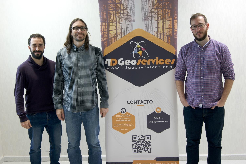 Merkinsio-Terotecnic y 4D Geoservices ganan el reto de GoHub Andalucía