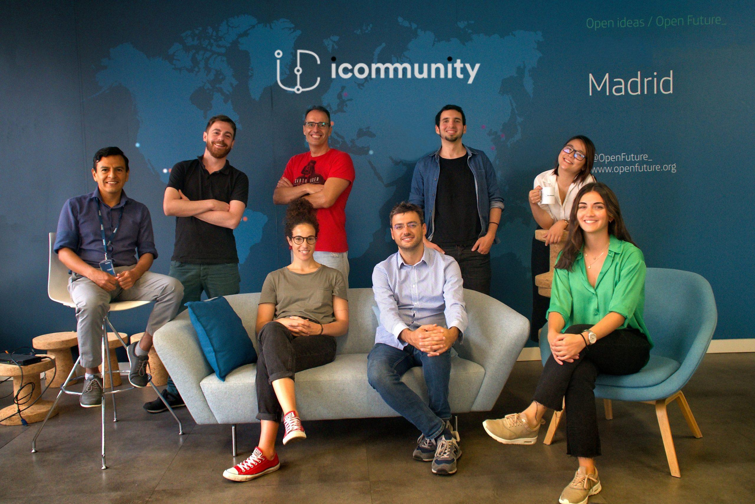 iCommunity Labs es una plataforma