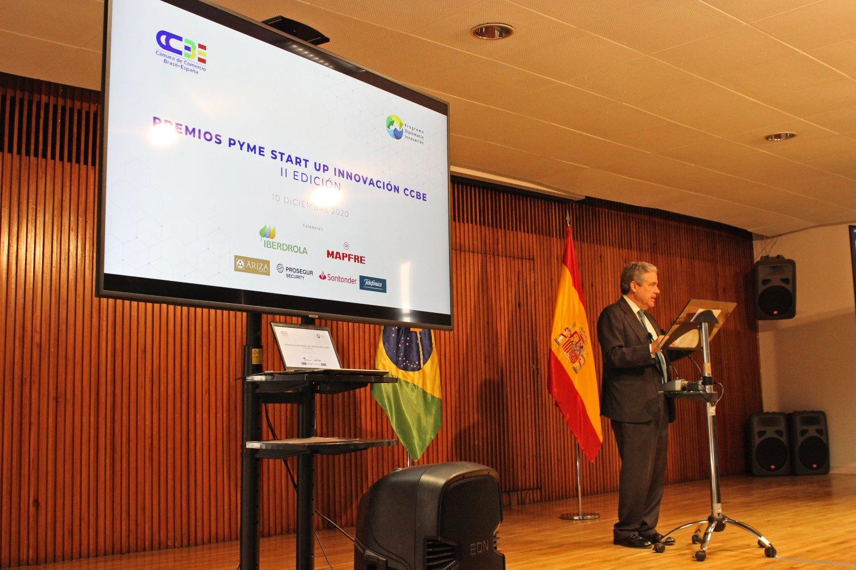 José Gasset, presidente del CCBE.