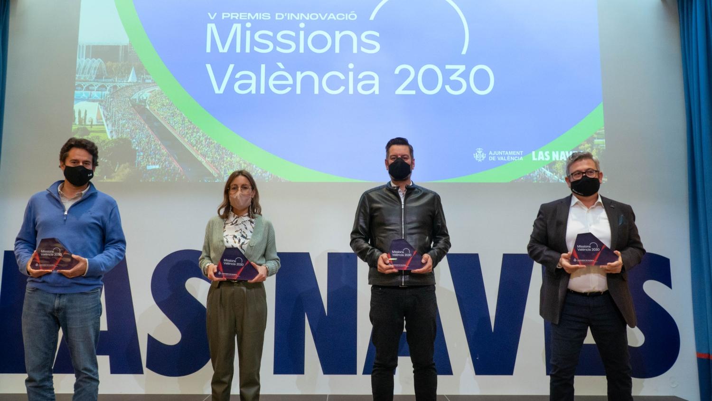37 proyectos  V Premios de Innovación Missions Valencia 2030
