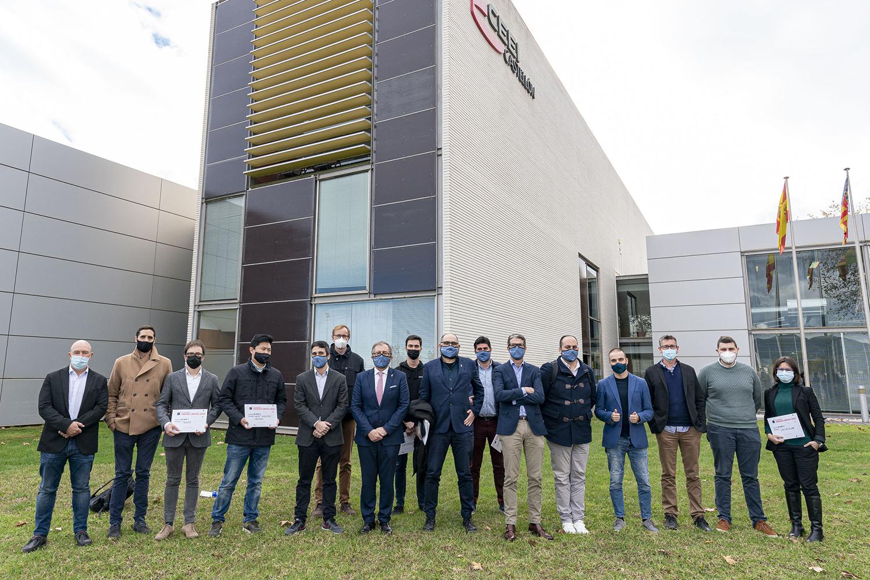 Tadoo, Next Electric Motors, Talentoo, Internxt y Cocircular ganadores de los Premios Órbita 2020