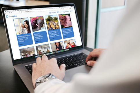 Nace Donadoo, el nuevo Marketplace que impulsa proyectos solidarios a través de microdonaciones