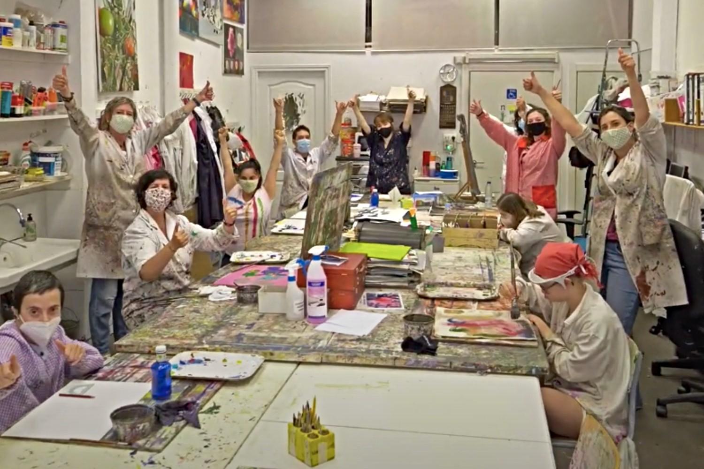 Imagen de la escuela de arte Nahiarte.