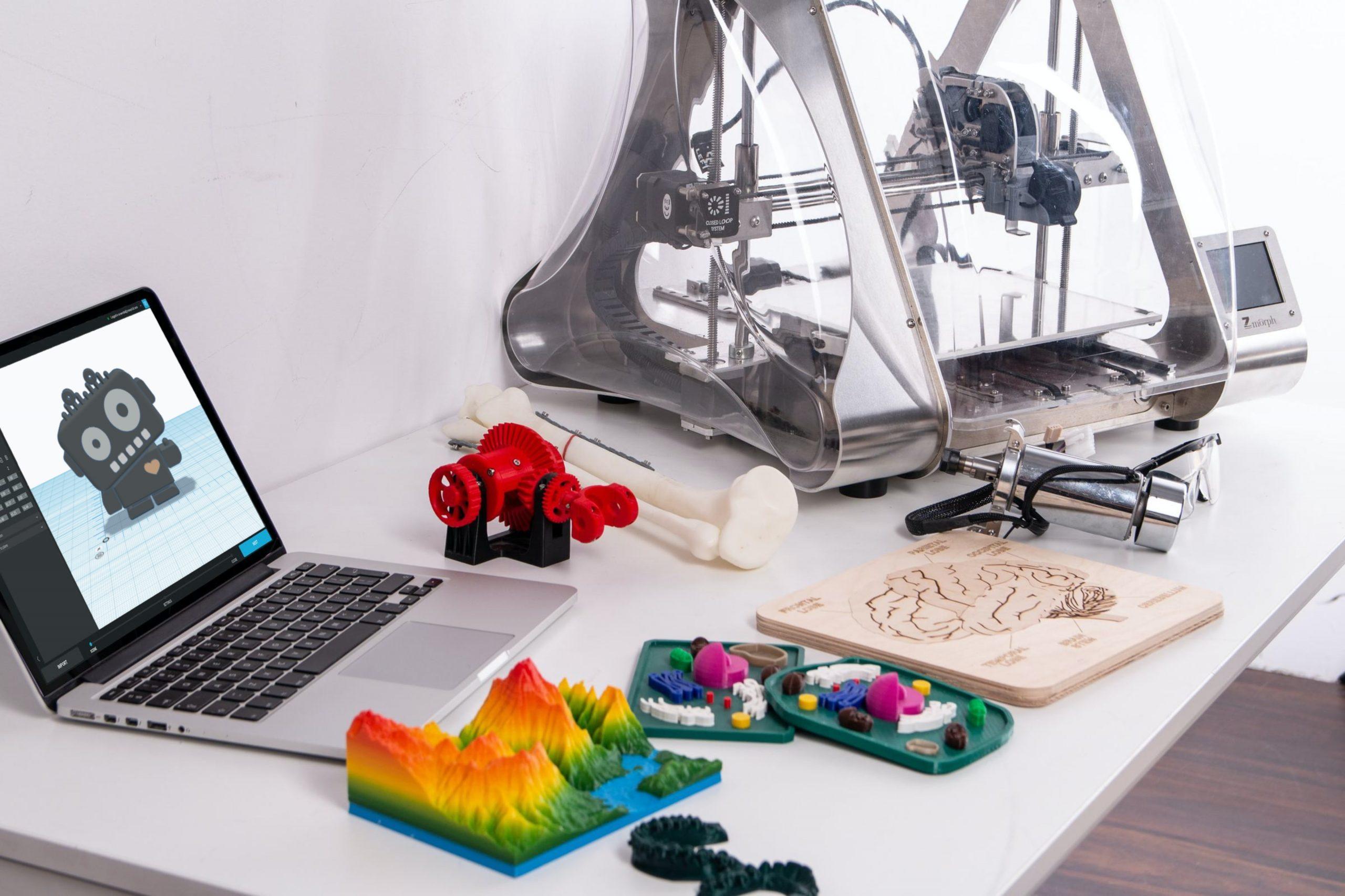 Laboratorio Print3D Solutions cierra una ronda de 800.000 euros liderada por BeAble Capital
