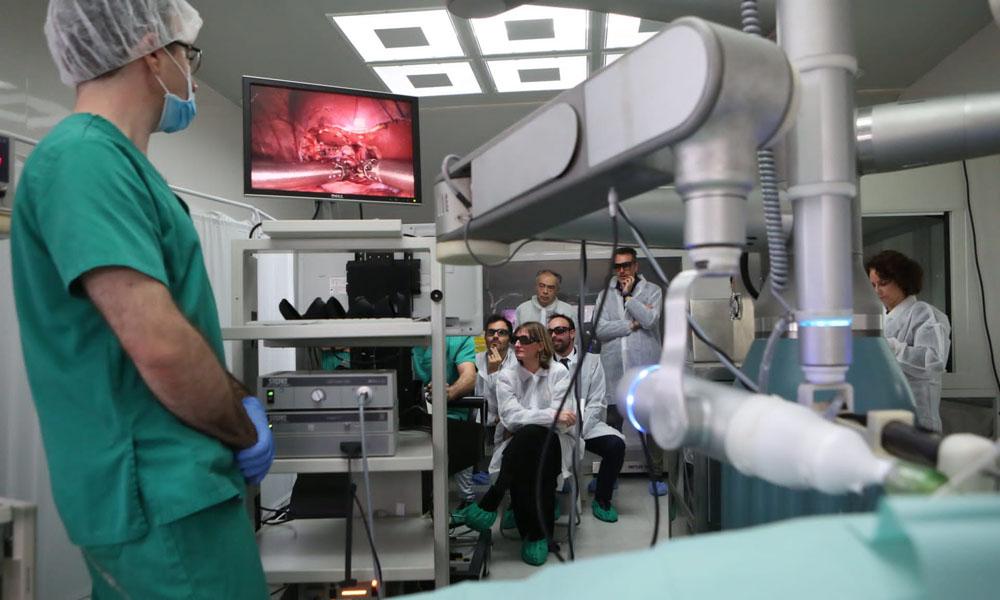 Rob Surgical cierra una ronda de inversión de 5 millones de euros