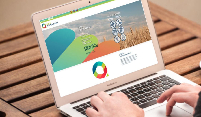 Andalucía Open Future proyectos innovadores  necesidades sector agrícola