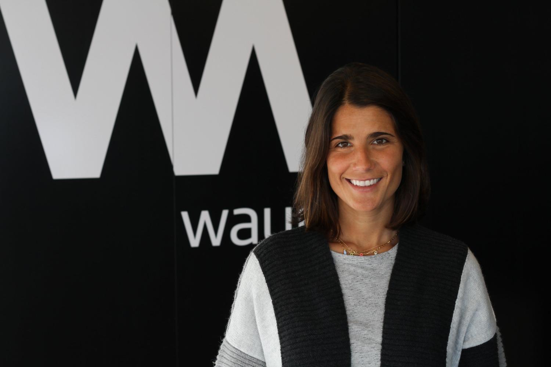 Claudia de la Riva, fundadora y CEO de Nannyfy.