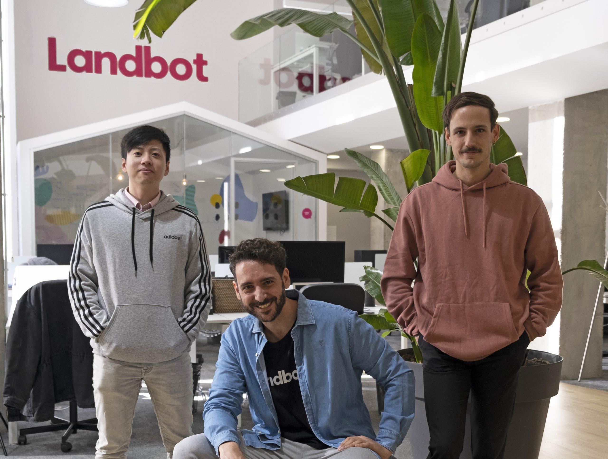 Landbot cierra una ronda de 6'5 millones de euros liderada por el fondo de capital riesgo hispano-israelí Swanlaab.