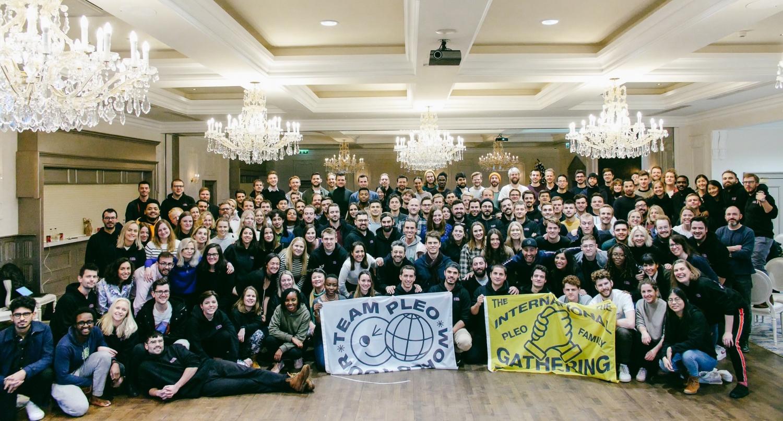 Pleo, Startup del Año Global Startup Awards