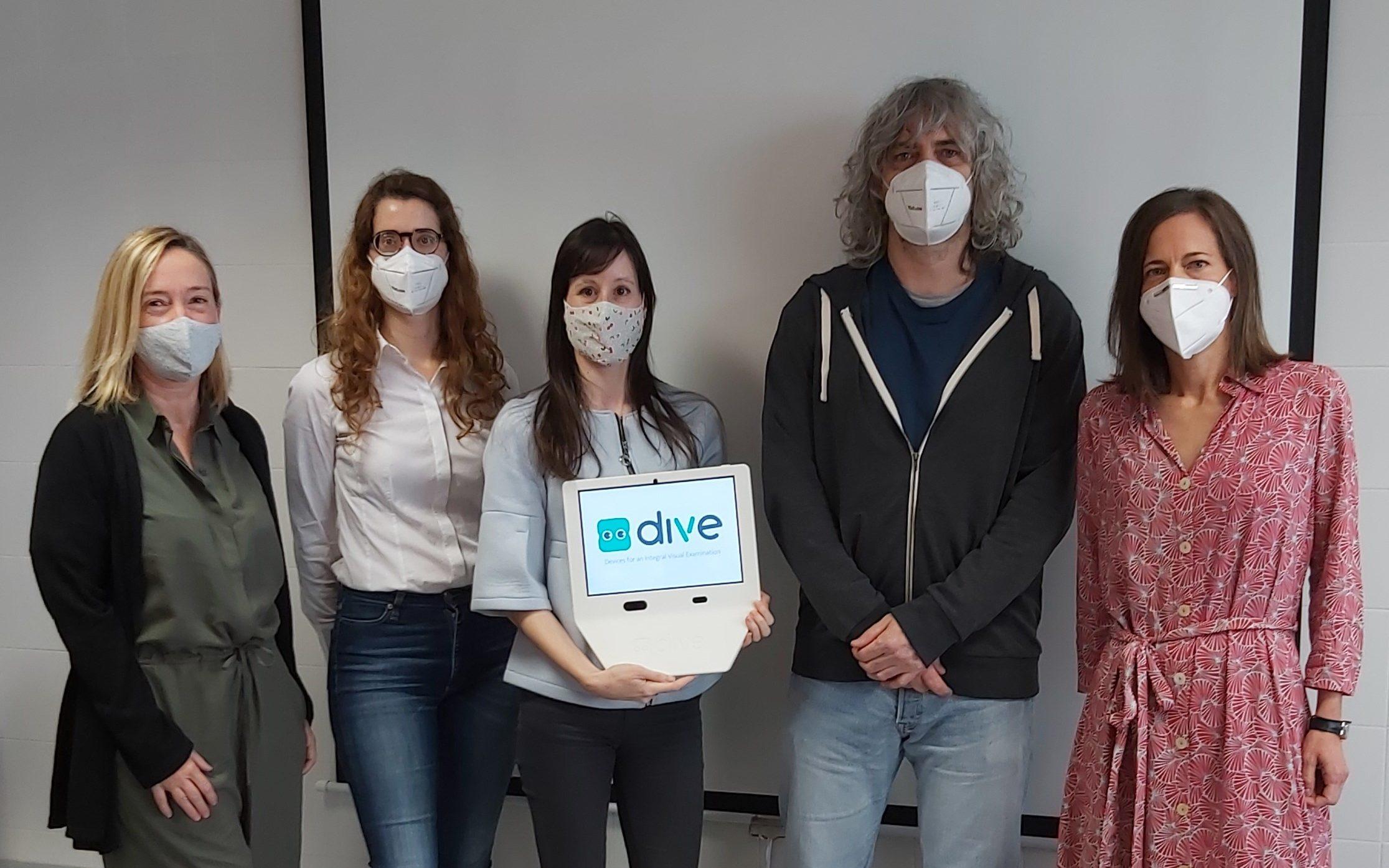 DIVE Medical cierra una ronda de 300.000 euros liderada por BStartup de Banco Sabadell