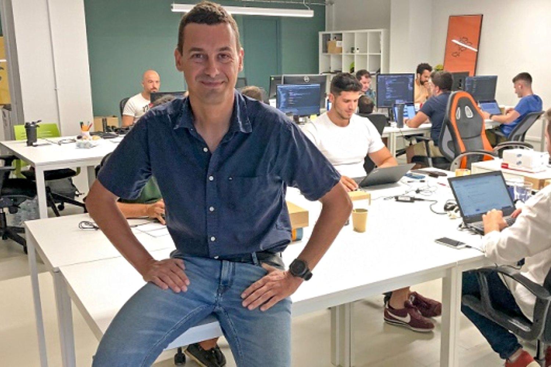 Oriol Vizna, nuevo director general de Gymforless.