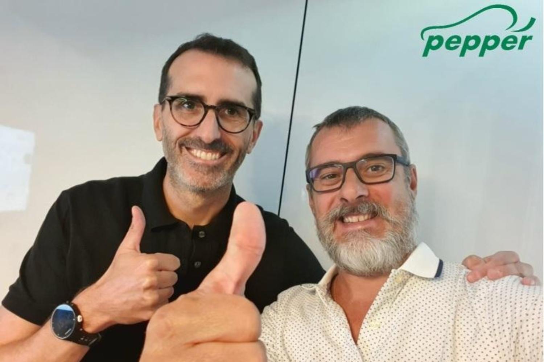 Pepper ronda de inversión Startupxplore