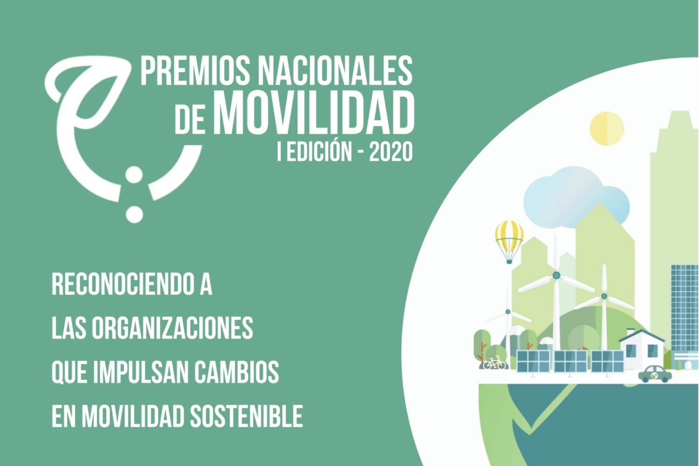 Primeros Premios Nacionales de Movilidad Sostenible.