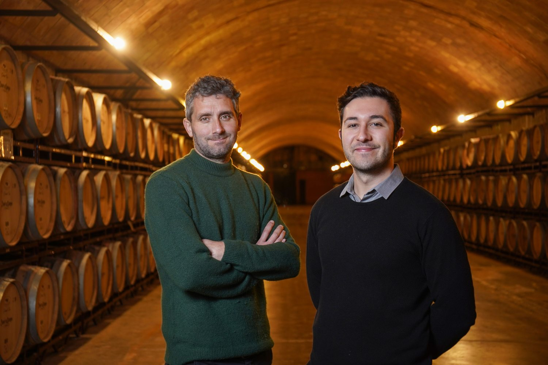 Albert Duaigües y David Olmo, fundadores de la agrotech RawData.