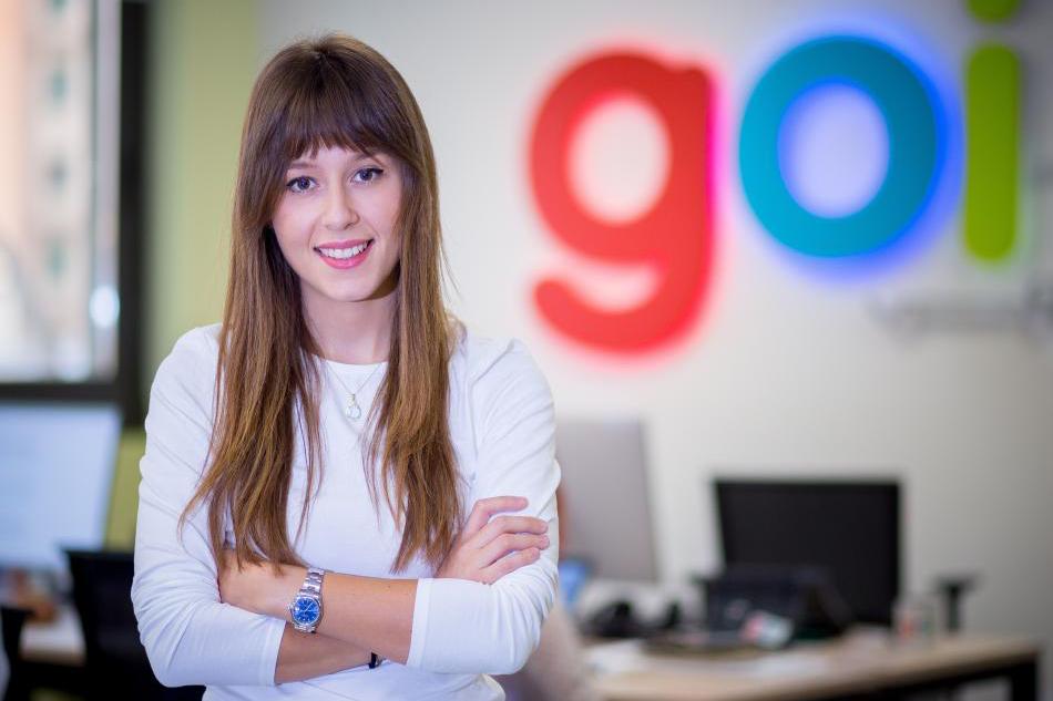 Yaiza Canosa, CEO de Goi Travel
