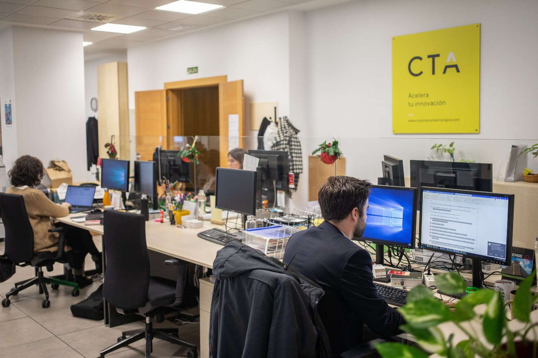 Oficinas de CTA.