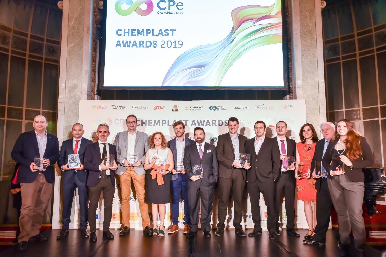 Los ChemPlast Awards 2021 sostenibilidad, nuevos materiales y economía circular