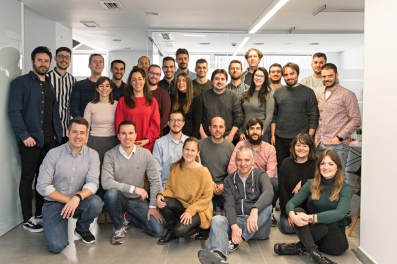 Foto de equipo de la startup DEKALABS.