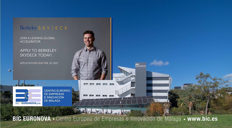 Startups malagueñas programa Berkeley SkyDeck