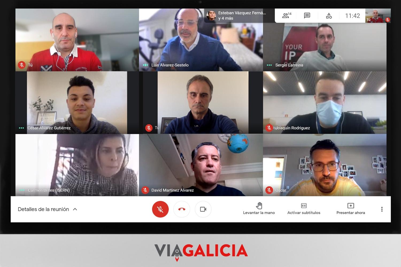 Un 80% startups aceleradas en ViaGalicia