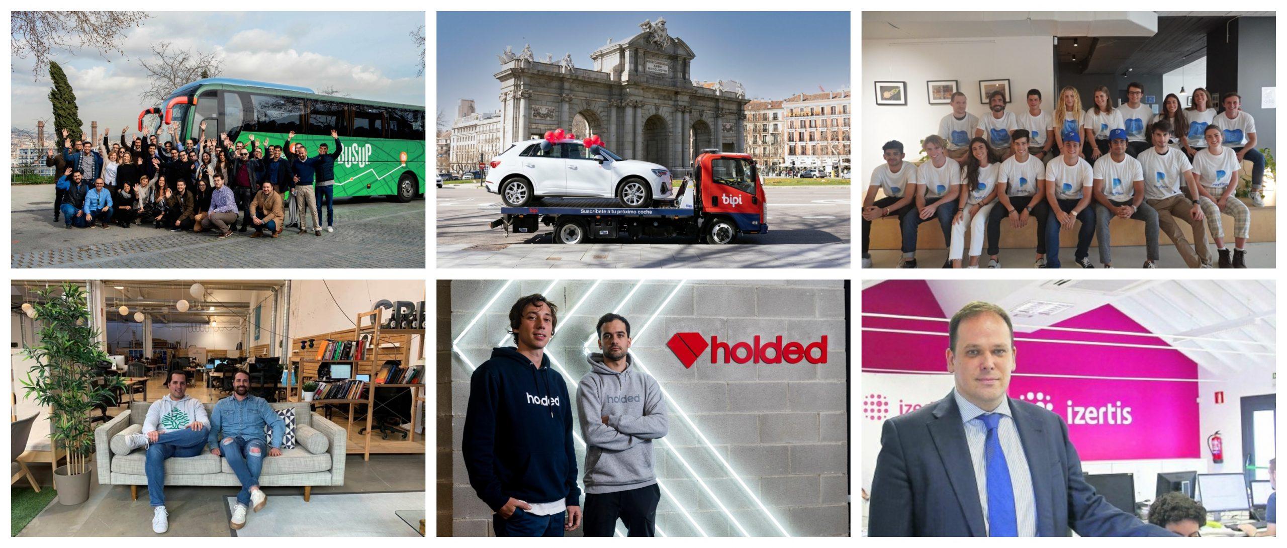 Febrero cierra con 137 millones de euros invertidos en startups españolas