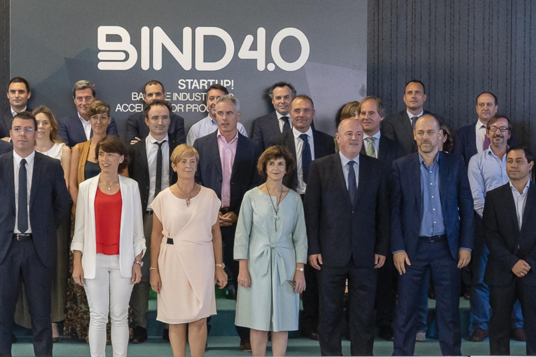 BIND 4.0 busca nuevas empresas tractoras  en su sexta edición