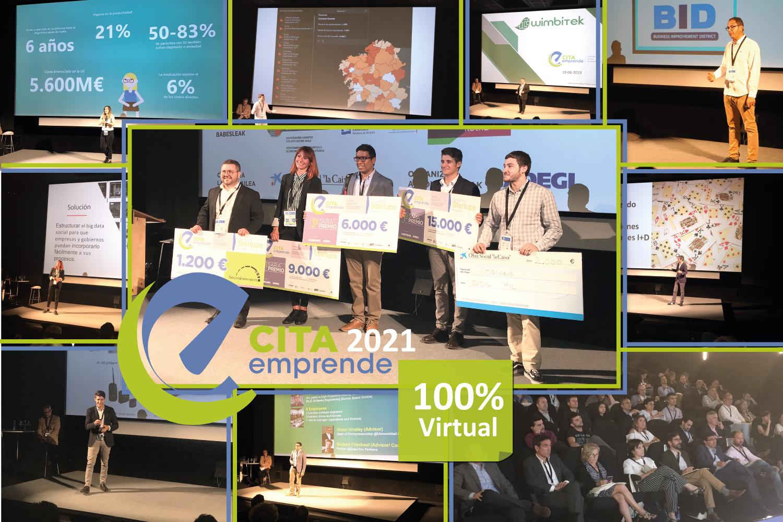 CITA Emprende abre la convocatoria de su competición de startups hasta el 11 de marzo
