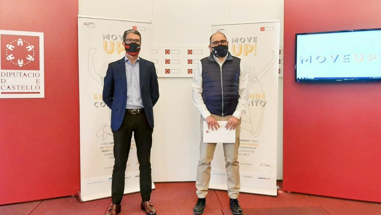 'Move Up! Emprende con éxito' afronta su sexta edición