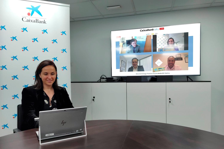 Data Monitoring gana los Premios EmprendedorXXI
