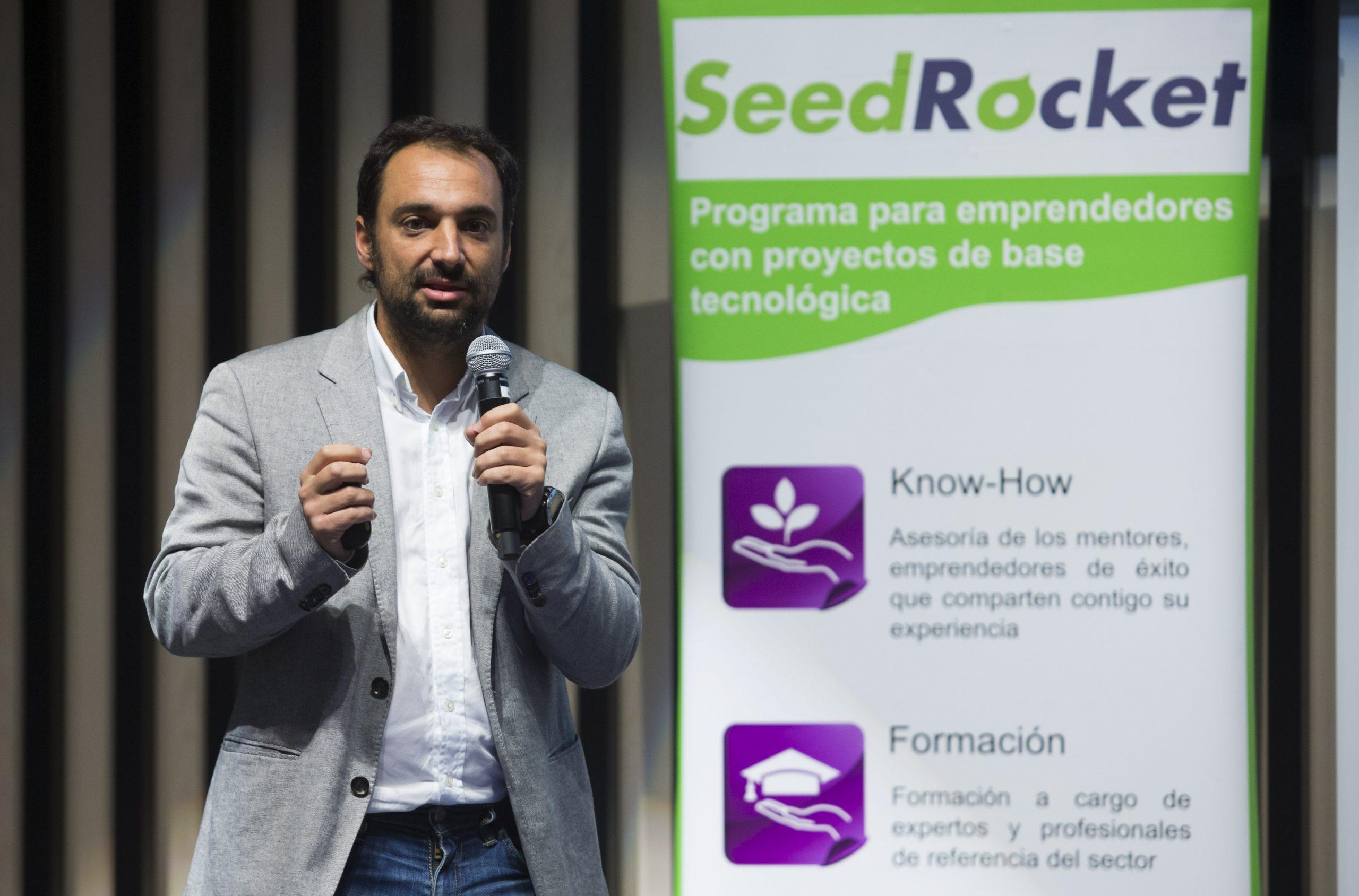 SeedRocket, aceleradora TIC, mantiene abierta su convocatoria hasta el 15 de marzo