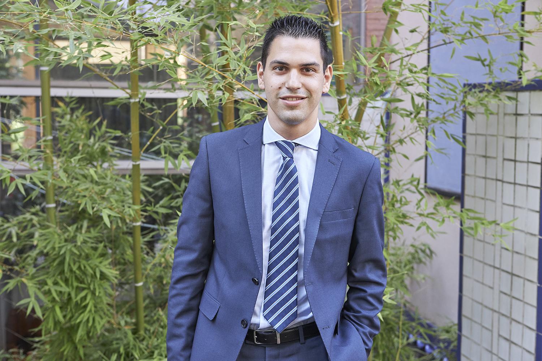 Rubén González, director de ALMA, fondo de inversión de Inveready.