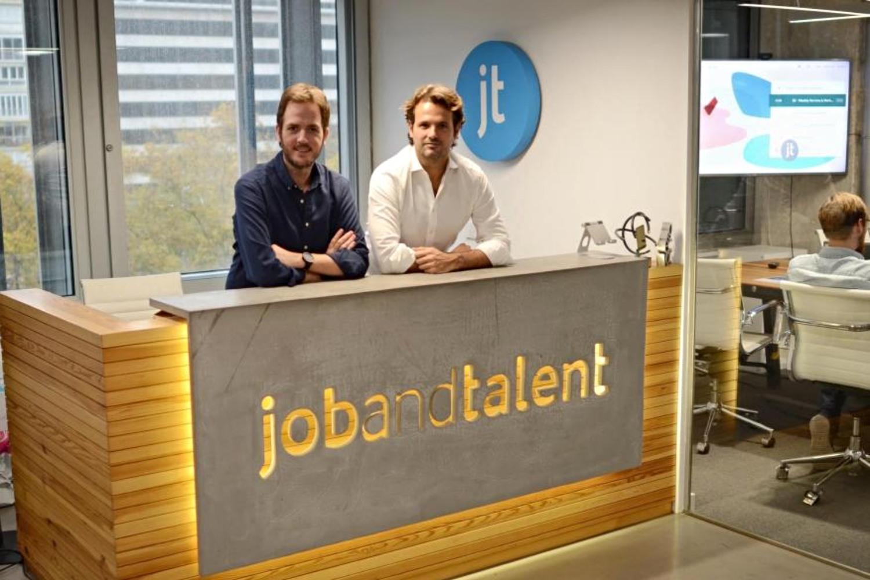 Felipe Navío y Juan Urdiales, fundadores de Jobandtalent.