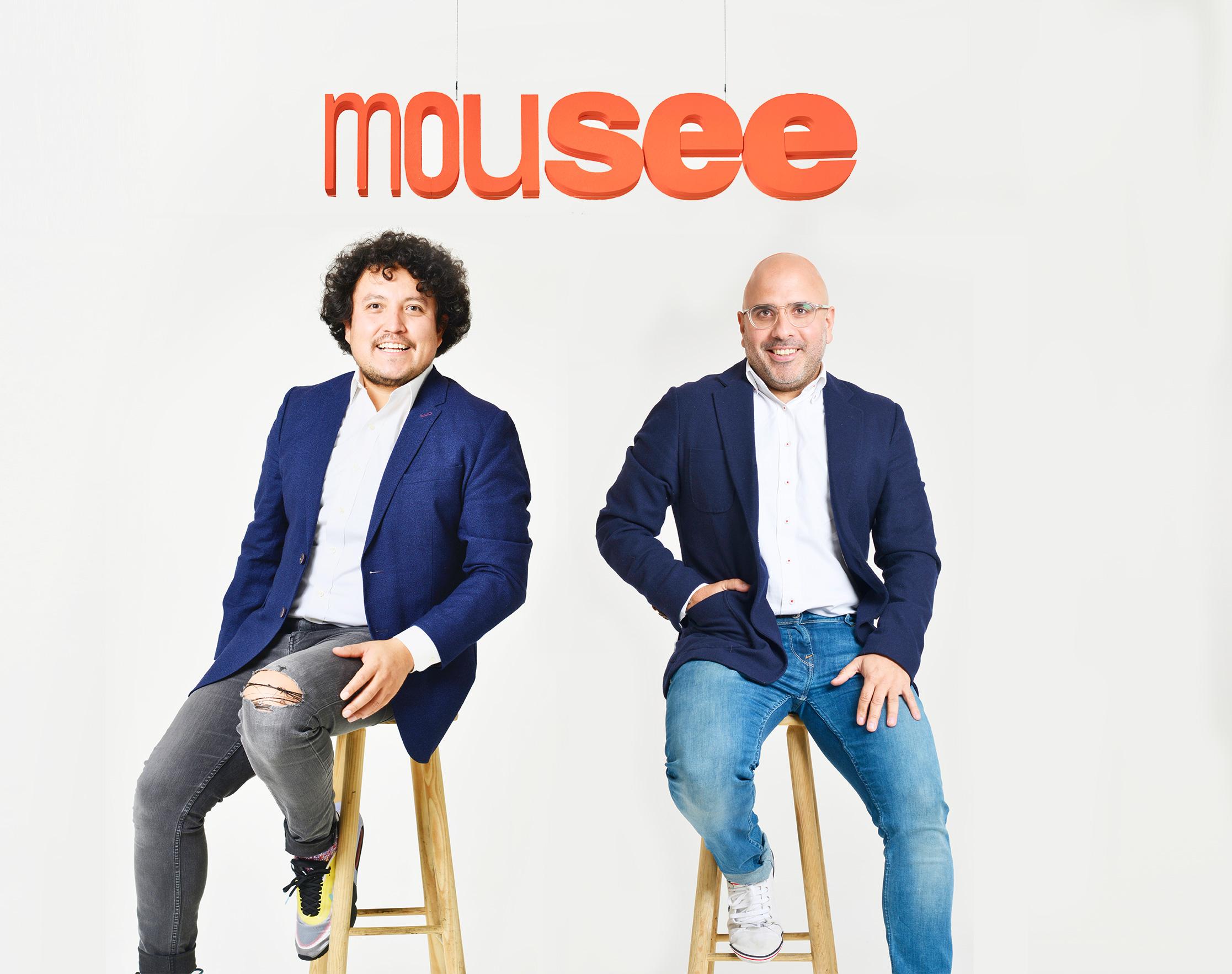 mousee es una de las empresas tecnológicas más innovadoras de España y una de las pioneras en Europa en democratizar servicios de Marketing para medianas y pequeñas empresas.