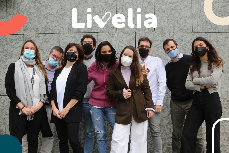 Equipo del marketplace Livelia.