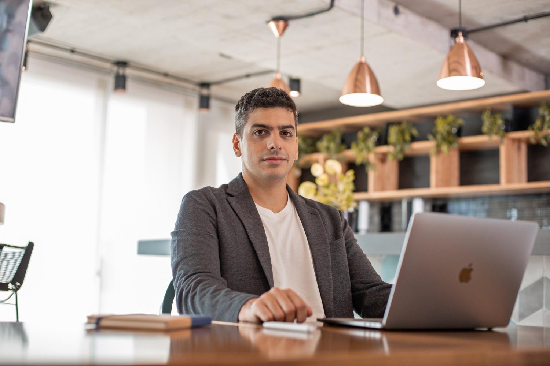 Santiago Sosa, CEO de Nuvemshop.