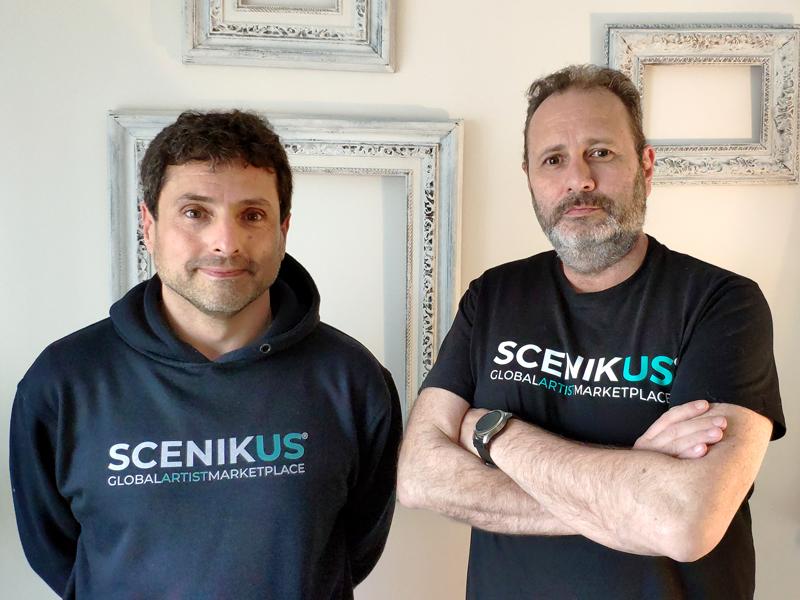 Scenikus Global Artist un proyecto de transformación digital artística para dignificar y darle al artista un ecosistema digital que le permita dedicarse al arte y vivir de ello.