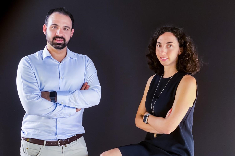 Paul y Haydée Barroso, fundadores de Atani.