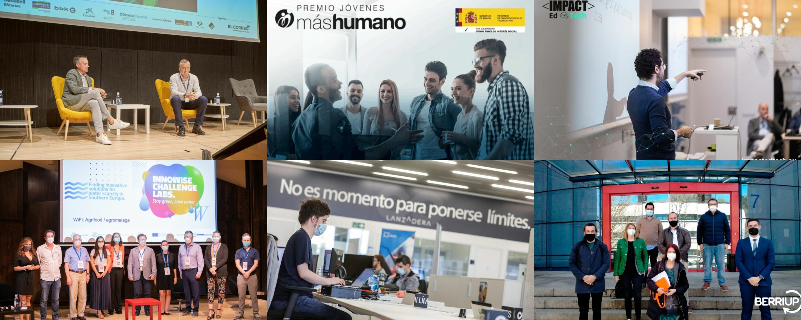 20 convocatorias abiertas para emprendedores y startups