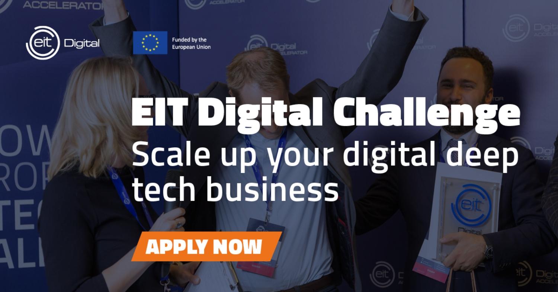 Las scaleups tecnológicas  EIT Digital Challenge 2021 convocatoria