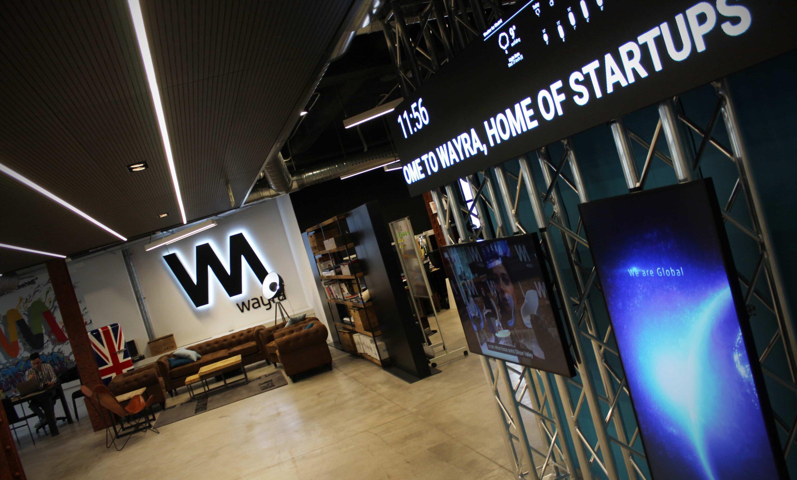 Wayra, la iniciativa de apoyo al emprendimiento que lanzó Telefónica en 2011, cumple diez años de actividad.