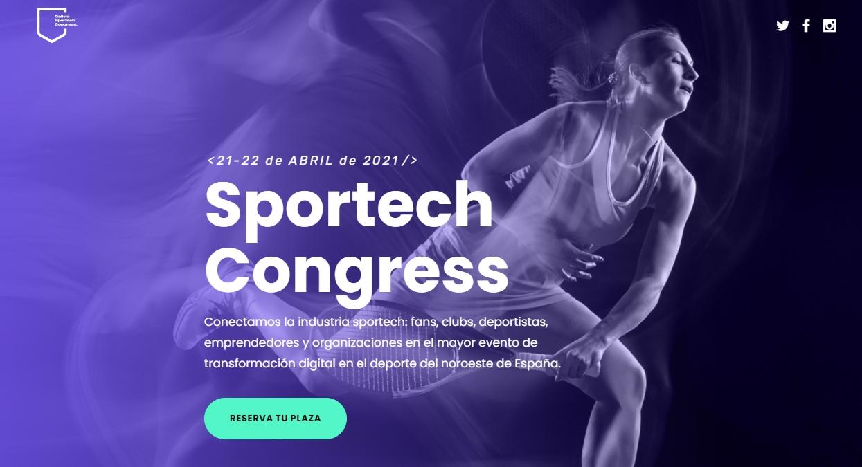 La primera edición de Galicia Sportech Congress contará con más de 30 líderes del deporte nacional