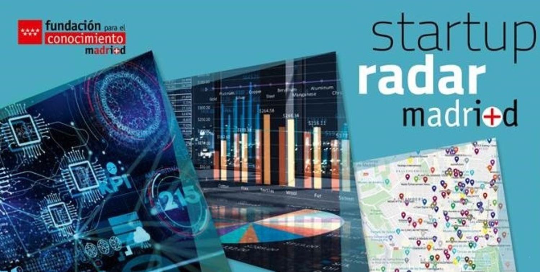 Startup Radar madri+d la herramienta  ecosistema emprendimiento