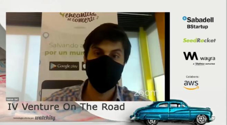 Encantado de comerte ganadora de Venture on the Road Aragón