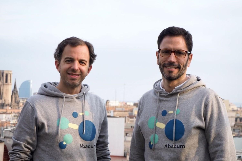 Julio Martínez y Jorge Lluch, fundadores de la fintech Abacum.