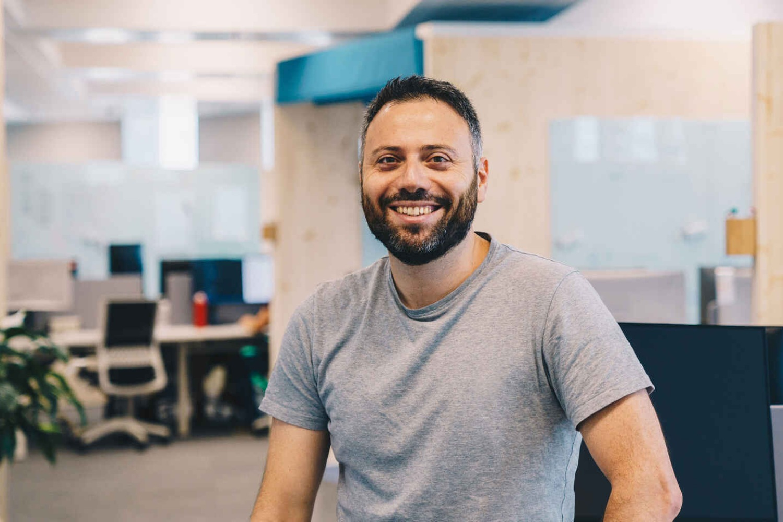 Avi Meir, CEO de Travel Perk.