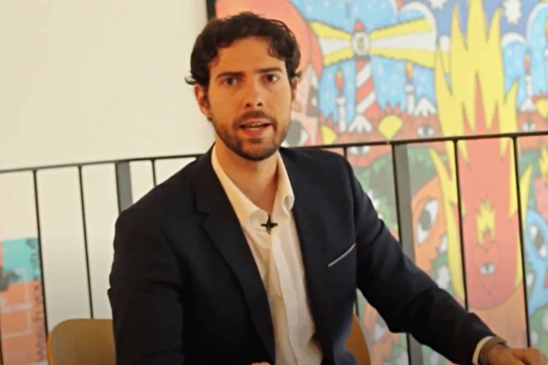 Alejandro Manuel, CEO de Filmijob.