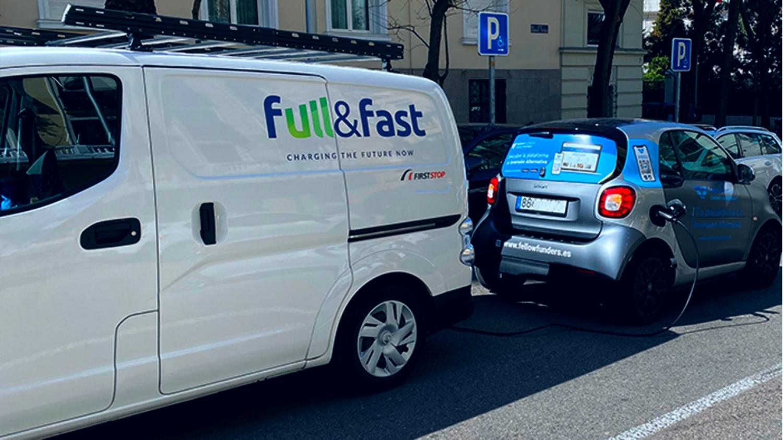 full&fast cierra ronda  Fellow Funders