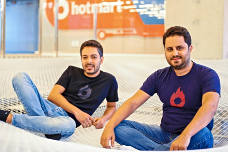 João Pedro Resende y Mateus Bicalho, fundadores de Hotmart.