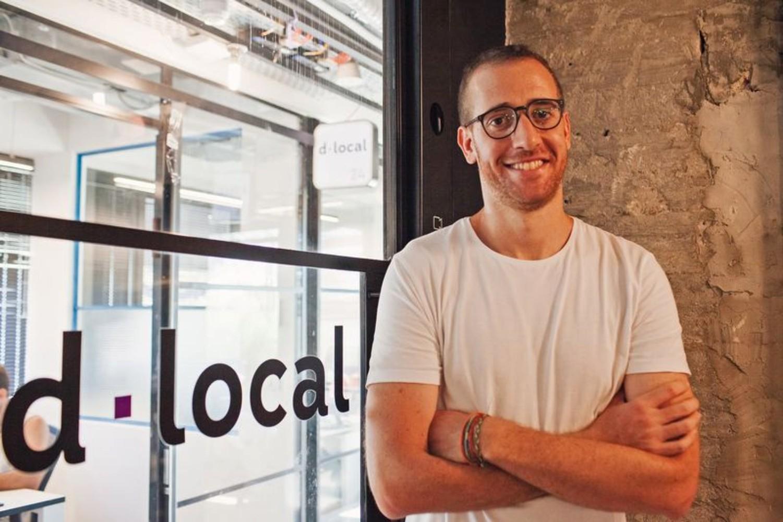 Sebastian Kanovich, CEO de dLocal.