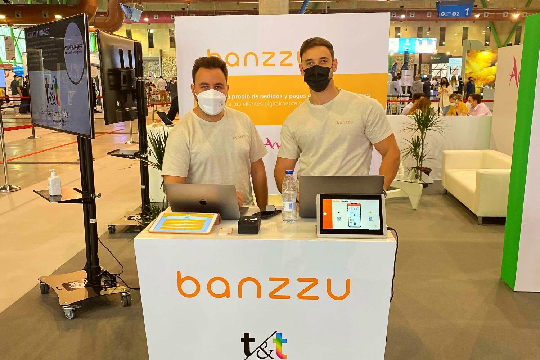 Banzzu,  software   restaurante propia app/web